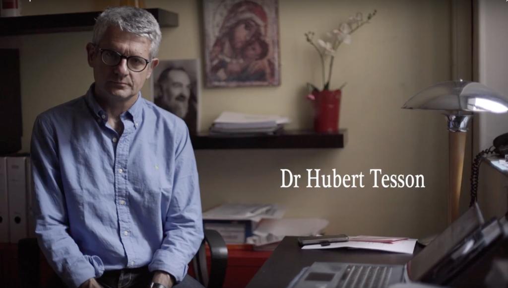 Le quotidien de la Clinique Sainte Elisabeth avec le Docteur Hubert Tesson